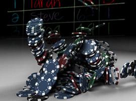 Покерные гонки (Leaderboard)