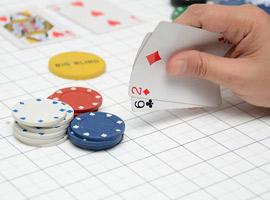 Анализ комбинаций в игре покер