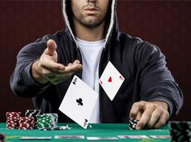Профессионалы и любители в покере